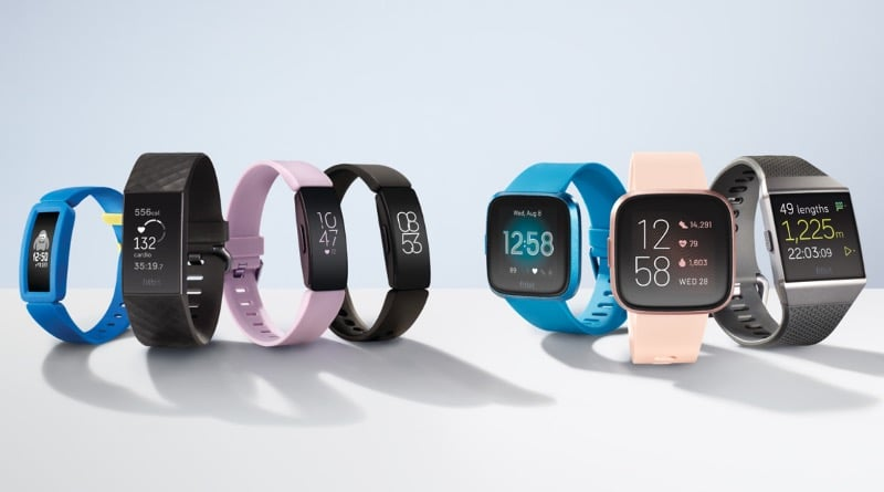 Choosing the right Fitbit tracker