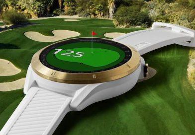 Garmin announces the Approach S40, a stylish GPS watch for golfers