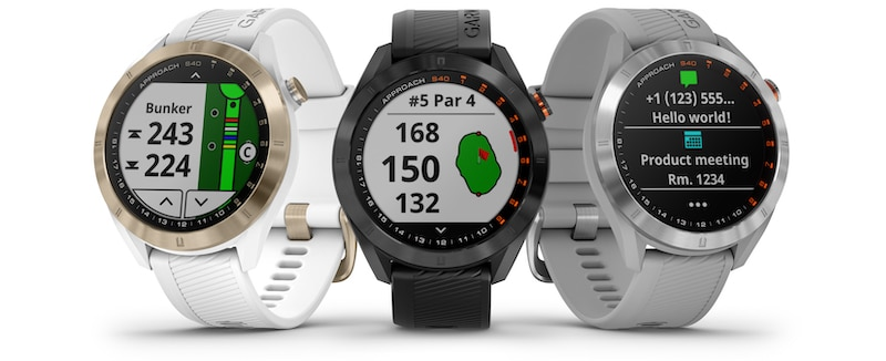garmin announces the approach s40 a stylish gps watch for golfers - Garmin announces the Approach S40, a stylish GPS watch for golfers