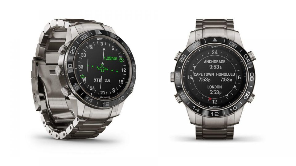 Garmin unveils MARQ series, a collection of luxury smartwatches