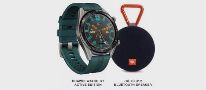 image of watch gt active edition leaked by huawei confirming design 1 e1553600173617 - Image of Watch GT Active Edition leaked by Huawei confirming design