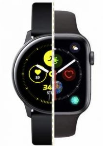 picking between apple watch series 4 and galaxy watch active 1 212x300 - Picking between Apple Watch Series 4 and Galaxy Watch Active