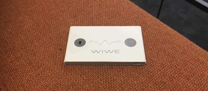 review wiwe a business card sized clinical grade ecg monitor 3 - Review: WIWE, a business-card sized clinical-grade ECG monitor