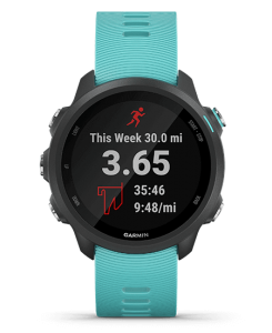 245 music 945 official 1 245x300 - Garmin refreshes Forerunner line with 45/45S, 245/245 Music and 945