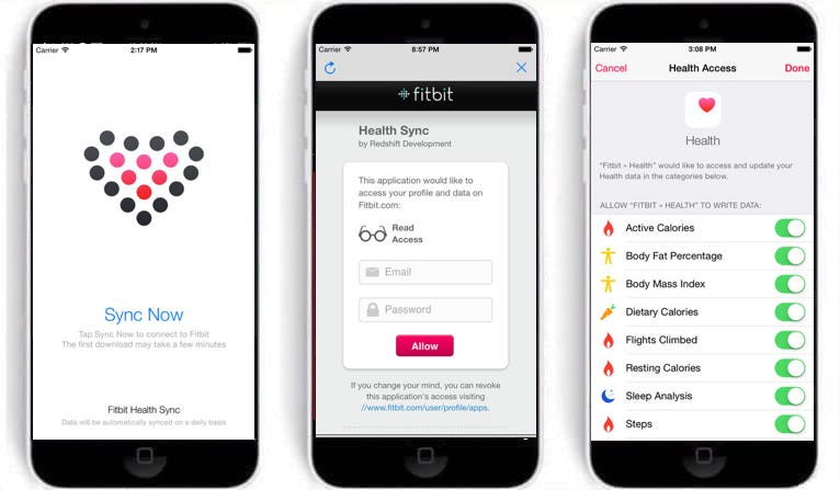 how to sync a fitbit smartwatch or fitness tracker to apple health 1 - How to sync a Fitbit smartwatch or fitness tracker with Apple Health