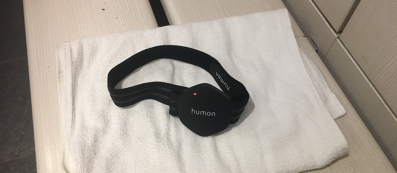 humon hex optimise training intensity with muscle oxygen 3 - Review: Humon Hex, optimise training intensity with muscle oxygen