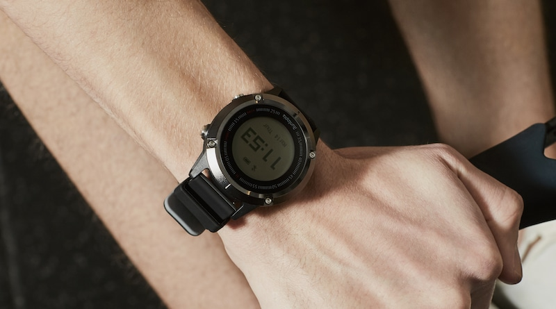 runtopia launches its first gps smartwatch the runtopia s1 1 - Runtopia launches its first GPS sports watch, the Runtopia S1