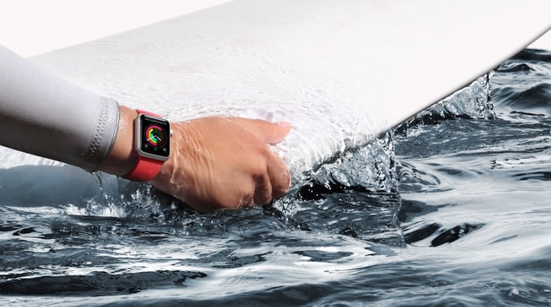 Surfer retrieves working Apple Watch, six months after it was lost at sea