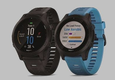 See the new Garmin Forerunner 945, first pictures emerge