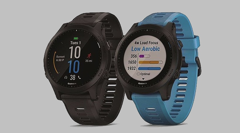The first images of Garmin Forerunner 945 emerge