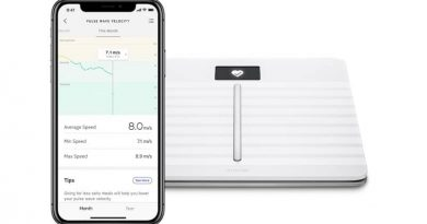 Withings reactivates Pulse Wave Velocity on scales in Europe