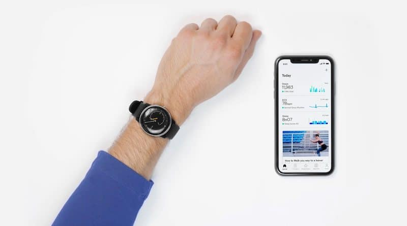 Withings still yet to secure regulatory approval for its Move ECG watch