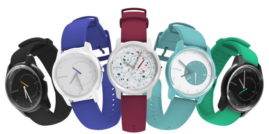 you can customise a withings move watch in its new french factory now - You can customise a Withings' Move watch in its new French factory now