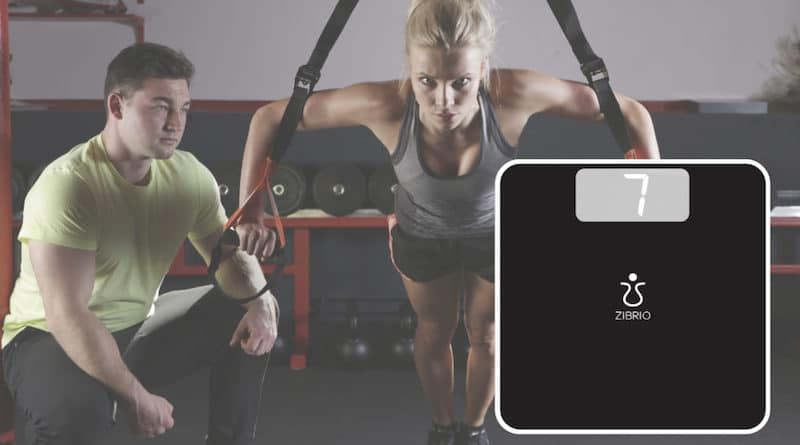 Zibrio SmartScale: the world's first connected balance scale