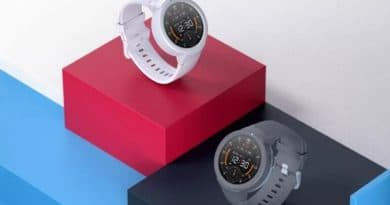 Amazfit Verge Lite: the cost friendly sports watch gets a China reveal