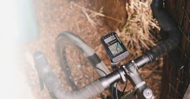 ELEMNT ROAM is Wahoo's newest GPS bike computer
