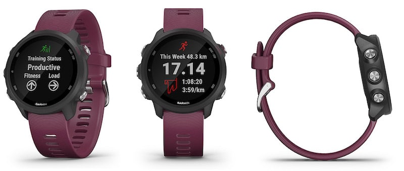 Garmin Forerunner 235 vs 245 / 245 Music: what's new and different?