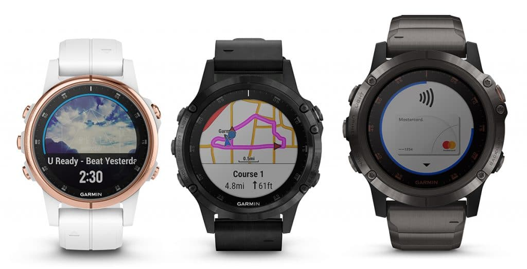 garmin forerunner 945 vs fenix 5 vs fenix 5 plus the battle of the heavyweights 2 1024x524 - Great GPS running watches for any budget