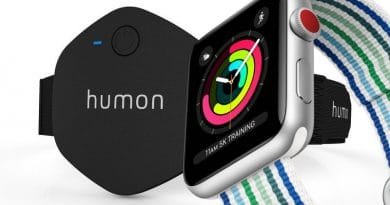 Humon introduces Apple Watch integration