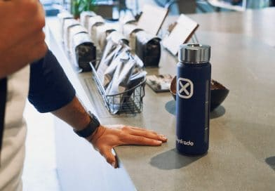 Hydrade: stay hydrated while helping others access clean drinking water