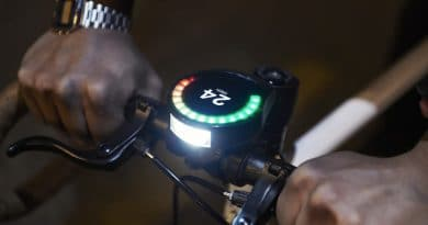 SmartHalo 2: the all-in-one smart bicycle accessory