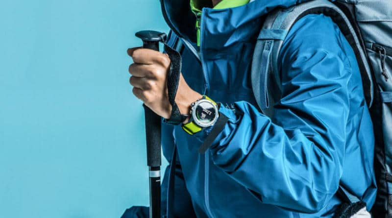 the coros vertix gps adventure watch will help you brave the elements 3 - The Coros VERTIX Adventure Watch will help you brave the harshest elements