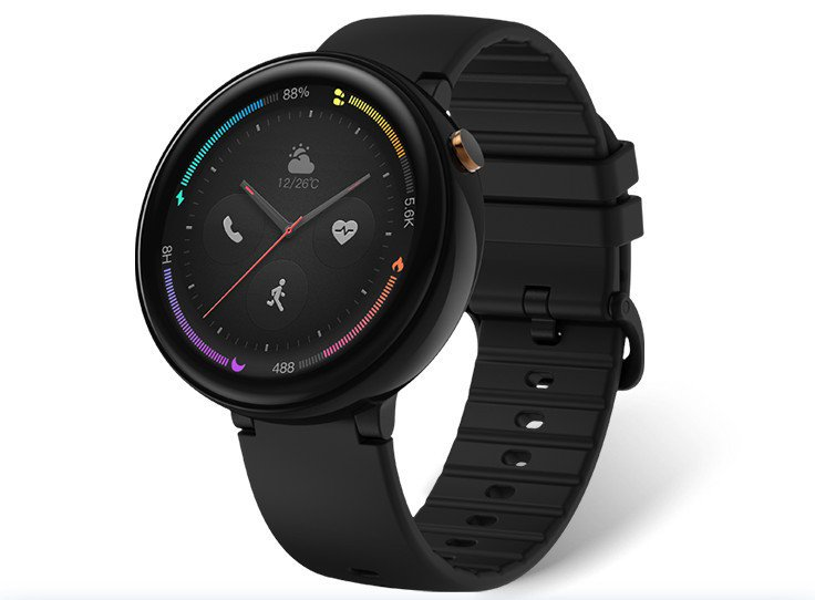amazfit verge 2 comes with esim compatibility and health alerts - Amazfit Verge 2 to launch internationally soon, gets regulatory approval