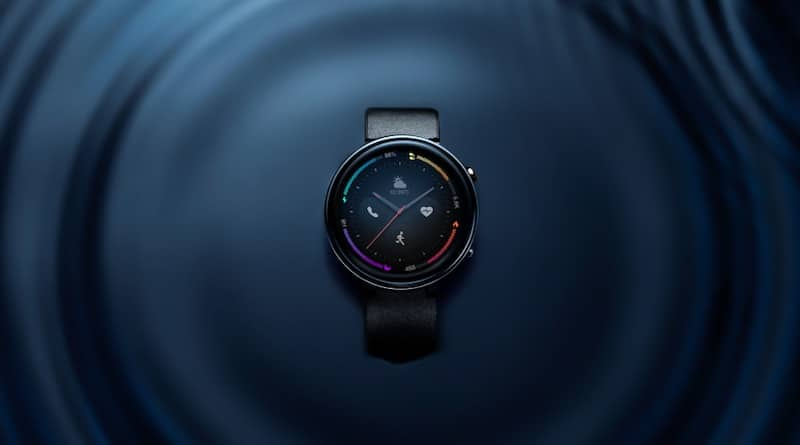 38ddec25a Amazfit Verge 2 comes with eSIM compatibility and health alerts