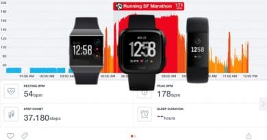 Cardiogram now plays nice with Fitbit fitness devices