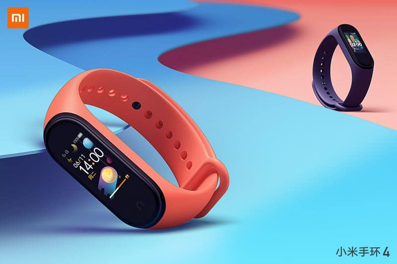 mi band 4 looks dazzling nfc and non nfc version to launch tomorrow 1 - Xiaomi finally makes Mi Band 4 official