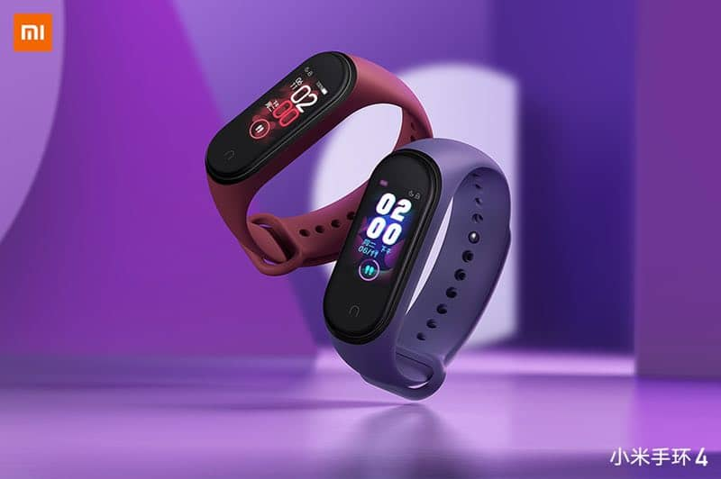 mi band 4 looks dazzling nfc and non nfc version to launch tomorrow 3 - Xiaomi finally makes Mi Band 4 official