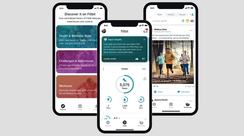 Mixed reactions to Fitbit's new-look smartphone app