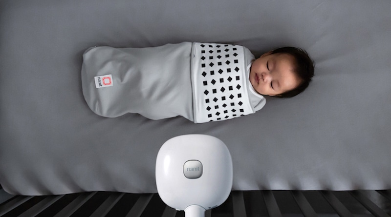 Nanit's new camera tracks your baby's breathing and improves their sleep