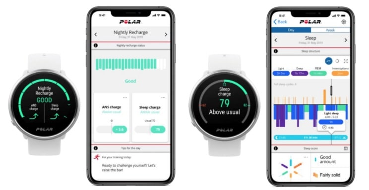 polar ignite is an all around fitness device offering advanced metrics 3 - Polar Ignite is an all-around fitness device offering advanced metrics
