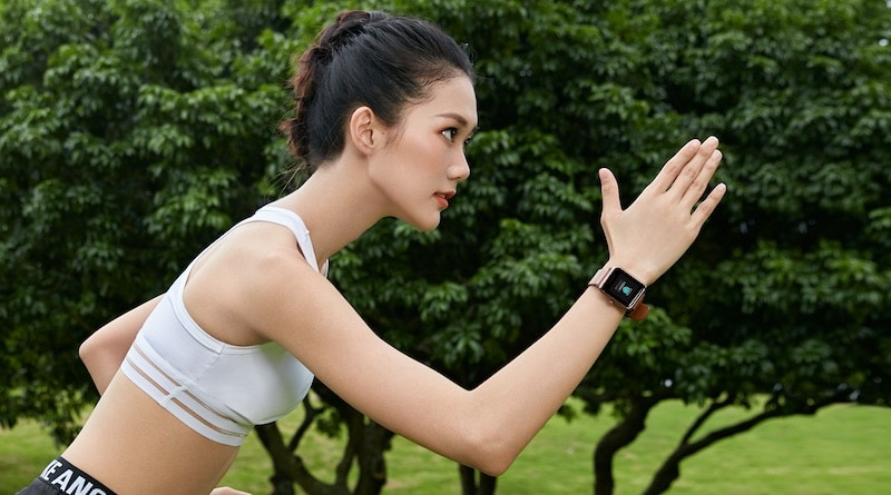 The Amazfit Health Watch wants to keep tabs on your ticker