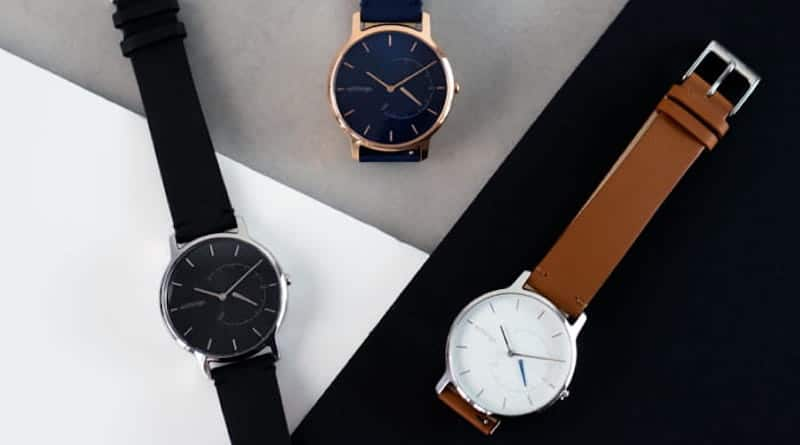 Withings introduces premium designs for Move smart analog watch