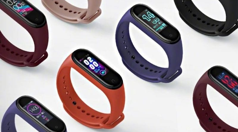 Xiaomi Mi Band 4 set for an official launch in China on June 11