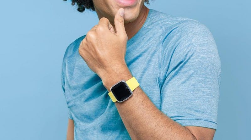 Your Fitbit Versa won't turn on? Here's the fix
