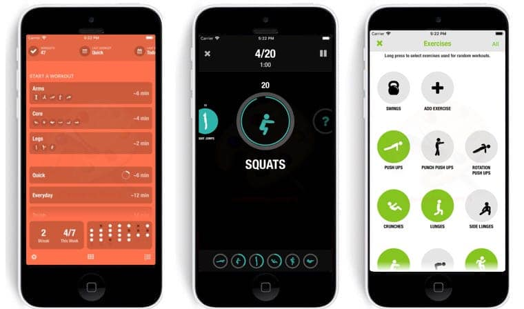 12 apps that will help you achieve your fitness goals - 12 apps that will help you achieve your fitness goals