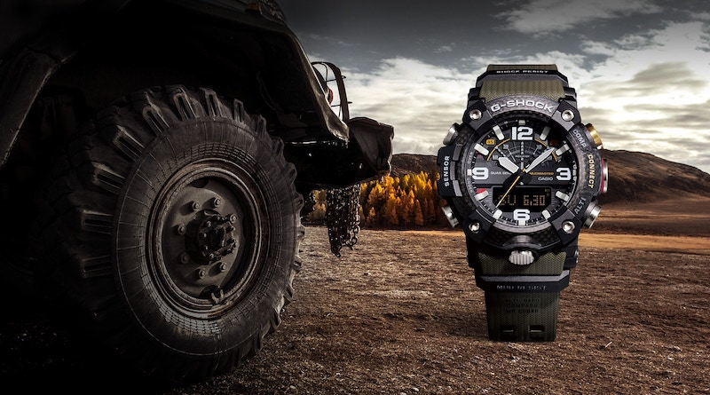 Casio's new G-SHOCK Mudmaster is tougher & equipped with more smarts
