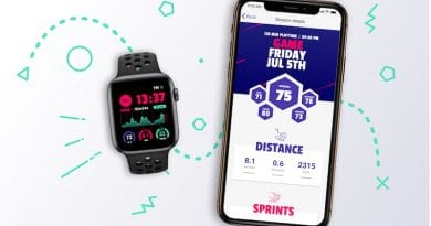 DashTag unveils the first soccer tracking platform for your Apple Watch
