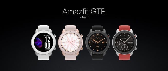 huami adds the amazfit gtr to its smartwatch lineup 1 - Huami adds the Amazfit GTR to its smartwatch lineup