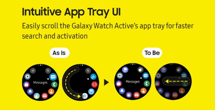 massive firmware update makes galaxy watch active smarter sportier 2 - Firmware update makes Galaxy Watch Active smarter & sportier