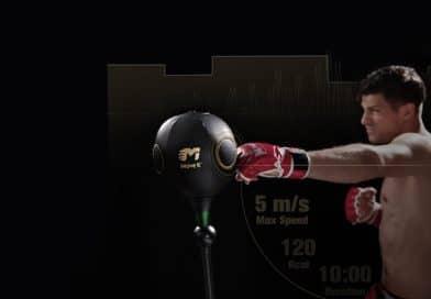 MoveItSpeed: World's 1st Smart Boxing Reflex Bag