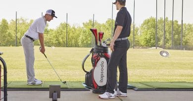 Rapsodo's Mobile Launch Monitor helps average golfers track shots like a pro