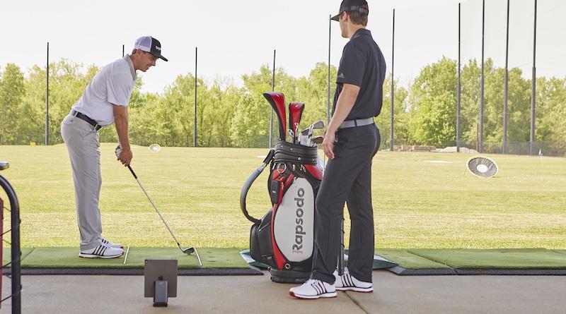 Rapsodo's Mobile Launch Monitor helps average golfers track shots like a pro