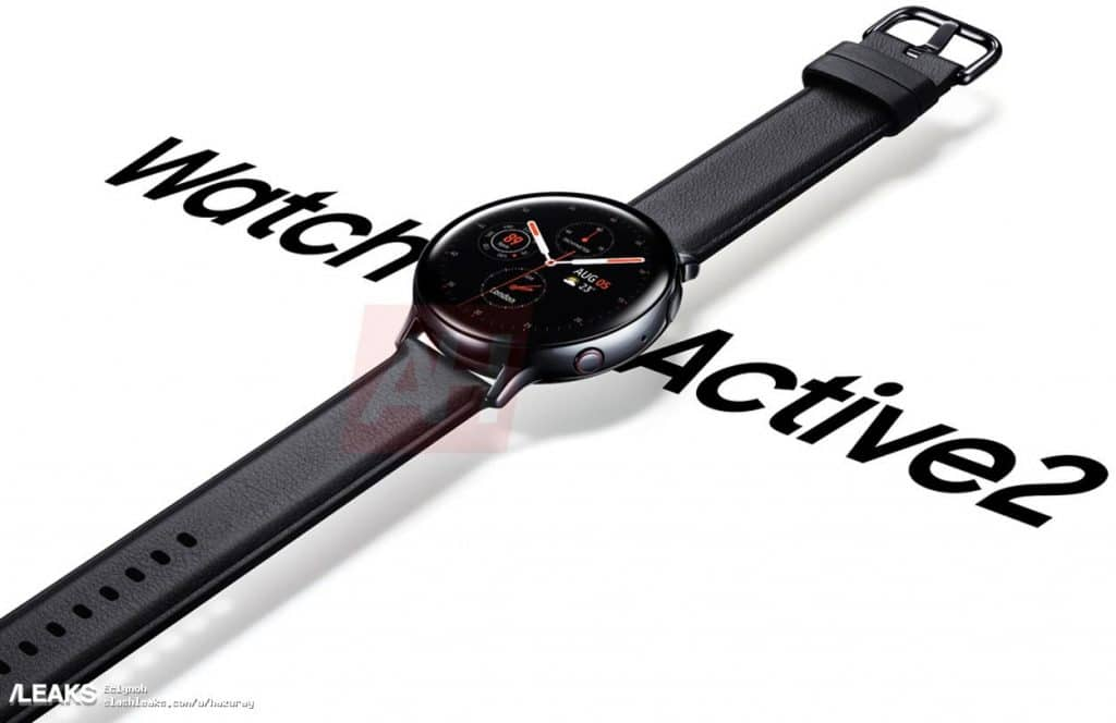 samsung galaxy watch active 2 has borrowed a few things from apple 1 1024x664 - Samsung's next smartwatch - will it be Galaxy Watch 2 or Watch Active 2?