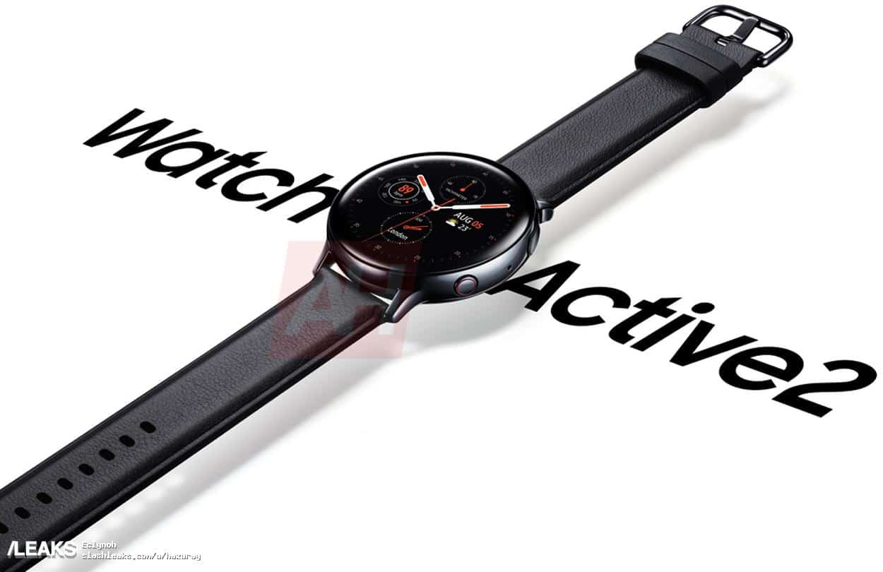 Samsung's next smartwatch - will it be Galaxy Watch 2 or Watch Active 2?