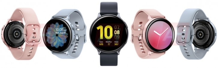 samsung video teases galaxy watch active 2 ahead of august 5th launch - Samsung Galaxy Watch Active 2 gets clearance to monitor ECG