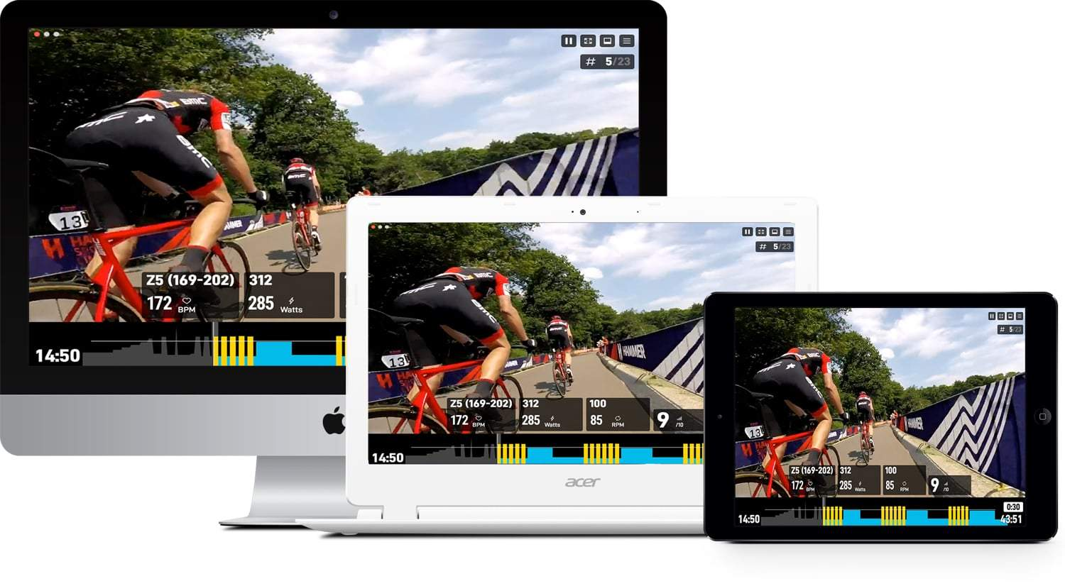 The Sufferfest to be acquired by Wahoo for an undisclosed amount